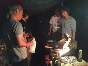 試作・デザイパーツ・キャンプ
